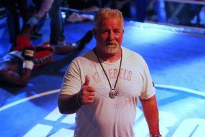 Wiking Box-Team will Deutschland Roy Jones gegen Firat Arslan bringen